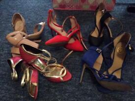Size 7 ladies heels