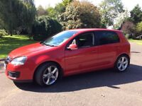 2007 VW Golf GT Tdi