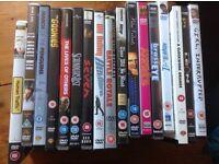 DVD Job Lot.. 17 DVDs