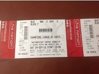 Champions League Darts Tickets Sat-24-Sep-16 1 pm £20 for 3!!!!