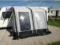 Sun camp air volition ultima 280 air delux awning