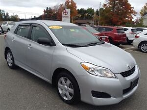 2009 Toyota Matrix AWD, A/C! ONLY $136 BIWEEKLY 0 DOWN!