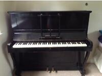 Black Wooden Raymond and Co London Piano