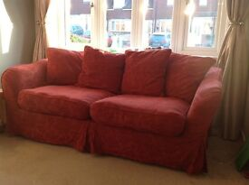 2 & 3 seater sofa **'Reduced **