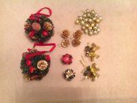 Free Xmas decorations