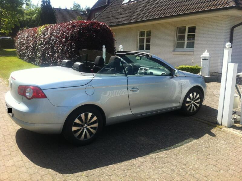 vw eos tdi in niedersachsen stelle vw eos gebraucht ebay kleinanzeigen. Black Bedroom Furniture Sets. Home Design Ideas