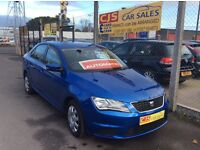 Seat Toledo diesel automatic 2015 new model one owner 20000 miles low tax band mint car must see