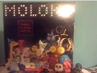 MOLOKO : THINGS TO MAKE & DO ! VINYL ALBUM ( 2000 )
