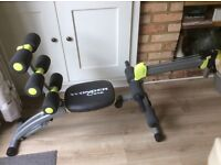 Wondercore II Home Multi Gym, new