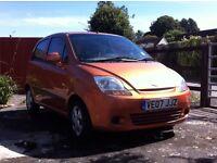 2007 Chevrolet matiz