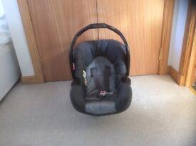 Graco car babies seat,