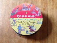 Roald Dahl Audio Books