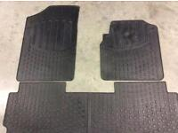 Citroen Picasso fitted rubber carmats