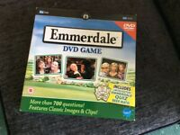 Emmerdale DVD game new