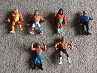 WWF/ WWE wrestling action figures