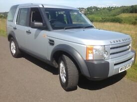 Land Rover Discovery 3 2.7 TD V6 GS 5dr Auto 7 Seater 2008 (08 Reg) Price £6950