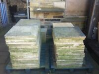 concrete paving slabs flags 2ftx2