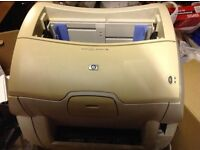 Laserjet 1200 Printer, Scanner And Photo Copier For Sale only £15