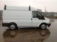 Ford transit. 100% reliable