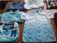 Bundle of boys clothes age 6 and 6 to 7