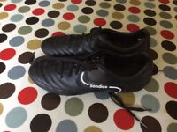 Boys football boots Size 8