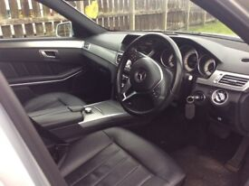 15 plate E220 blu-tec 139k Like brand-new one owner just been serviced by Mercedes