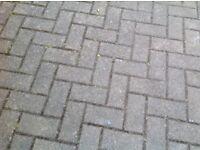 Block paving bricks ? FREE.