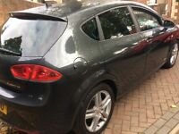 Seat Leon copa 1.6 diesel . Salvage damaged spares or repairs