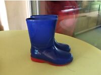 Boys wellies Clarks size 5.5