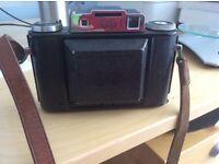 Agrifold Rangefinder camera Vintage
