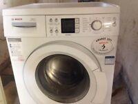 BOSCH Exxcel 7 Washing Machine 7kg