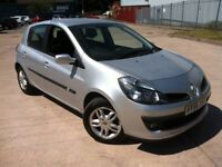 2006 RENAULT CLIO DYNAMIQUE 1.5 DCI **£30 ROADTAX** MOT AUGUST 24TH , VERY GOOD CONDITION