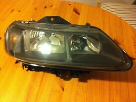 Renault Laguna Mk 1 headlight & wing mirror.