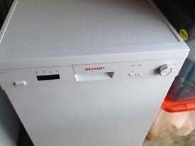 Sharps Dishwasher for sale. Six months old.