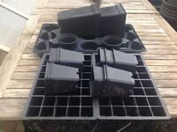 Pots for greenhouse or garden. £5 ( 20 items)