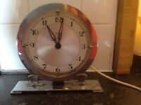 Art Deco Style Electric Clock