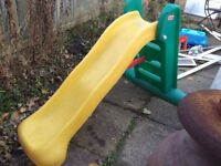 Little Tykes children's slide