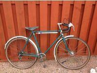 Unisex vintage sun racing bike ,good condition