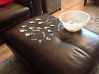 Spare chandeleigh crystals