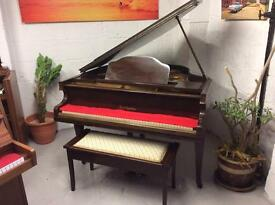 Stunning Boyd, London Baby Grand Piano & Bench - DELIVERY AVAILABLE