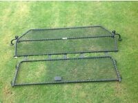 Genuine Land Rover Discovery 3 Full Height Mesh Dog Guard