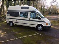 Ford transit Auto sleeper duetto 2 berth camper van 2.5 diesel