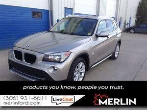2012 BMW X1 28i PST PAID