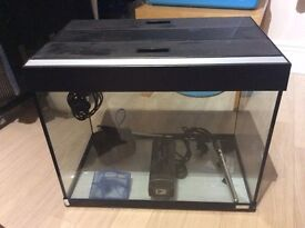 Fluval Roma 90 Fish Tank and Accessories