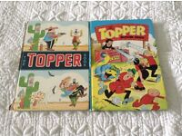 2 x The Topper Book 1987 and The Topper Book (Undated)