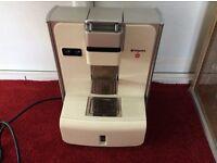 Hot point coffee machine