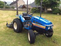 Iseki TU320 Tractor 4WD
