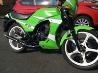 Kawasaki AR125 sell or swop