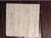 Marley Travatine tiles(250x250x3)