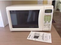 Sharp Microwave oven with grill (R-652M)